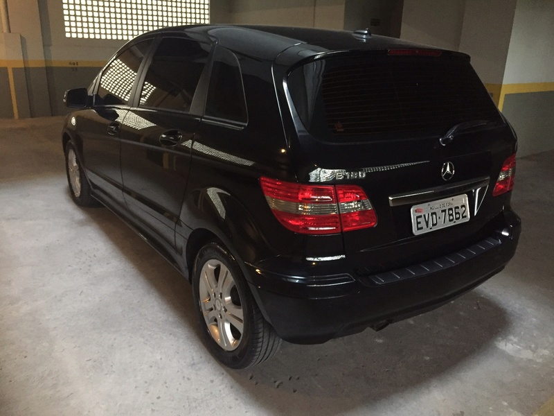 """(VENDIDO) W245 - Classe B180 2011/2011 - Estaciona """"sozinha"""" - R$38.000,00 Img_6322"""