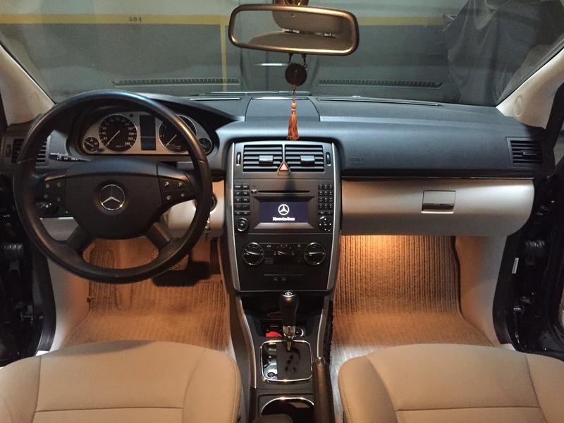 """(VENDIDO) W245 - Classe B180 2011/2011 - Estaciona """"sozinha"""" - R$38.000,00 Img_6329"""