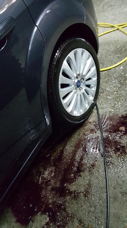 Problema polvere dei freni dopo il lavaggio 20170910