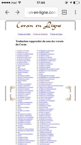 Modifier Lien Coran de Forum Religions - Page 2 110