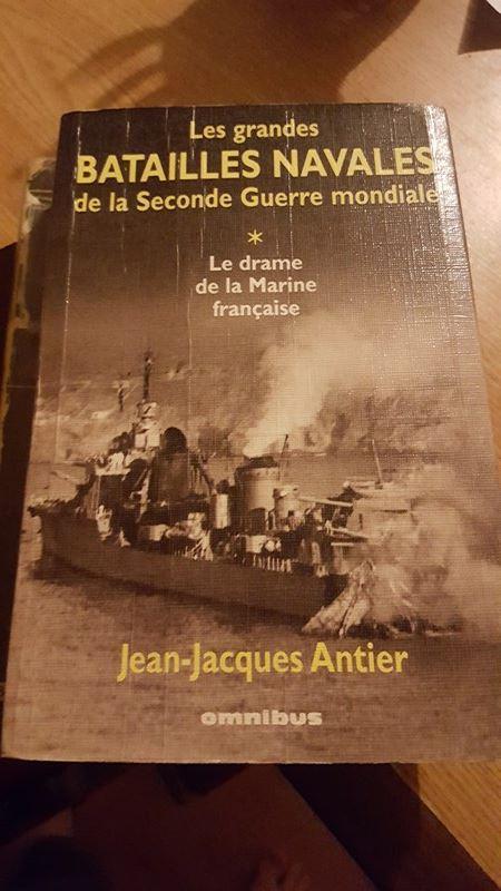 Bons livres sur la Marine ww2  22330810