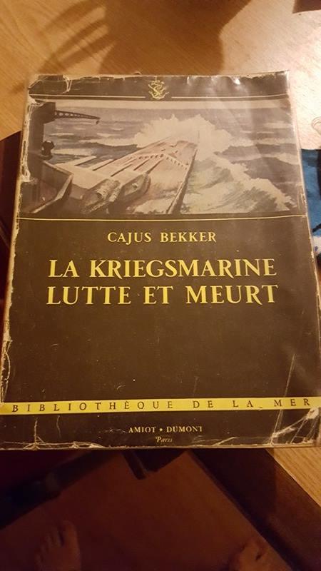 Bons livres sur la Marine ww2  22359310