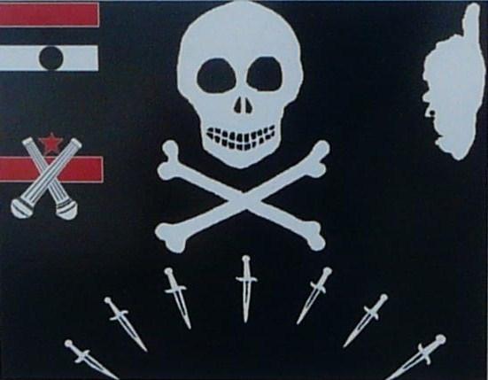 Les Jolly Rogers - Drapeaux de Pirates des Sous-Marins Britanniques Jollyr10