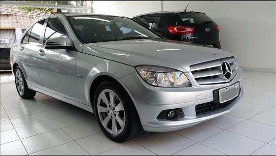 (VENDO): W204 C180K 2010, Prata R$ 56.500,00 Merced15