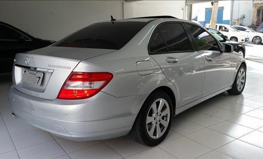 (VENDO): W204 C180K 2010, Prata R$ 56.500,00 Merced18