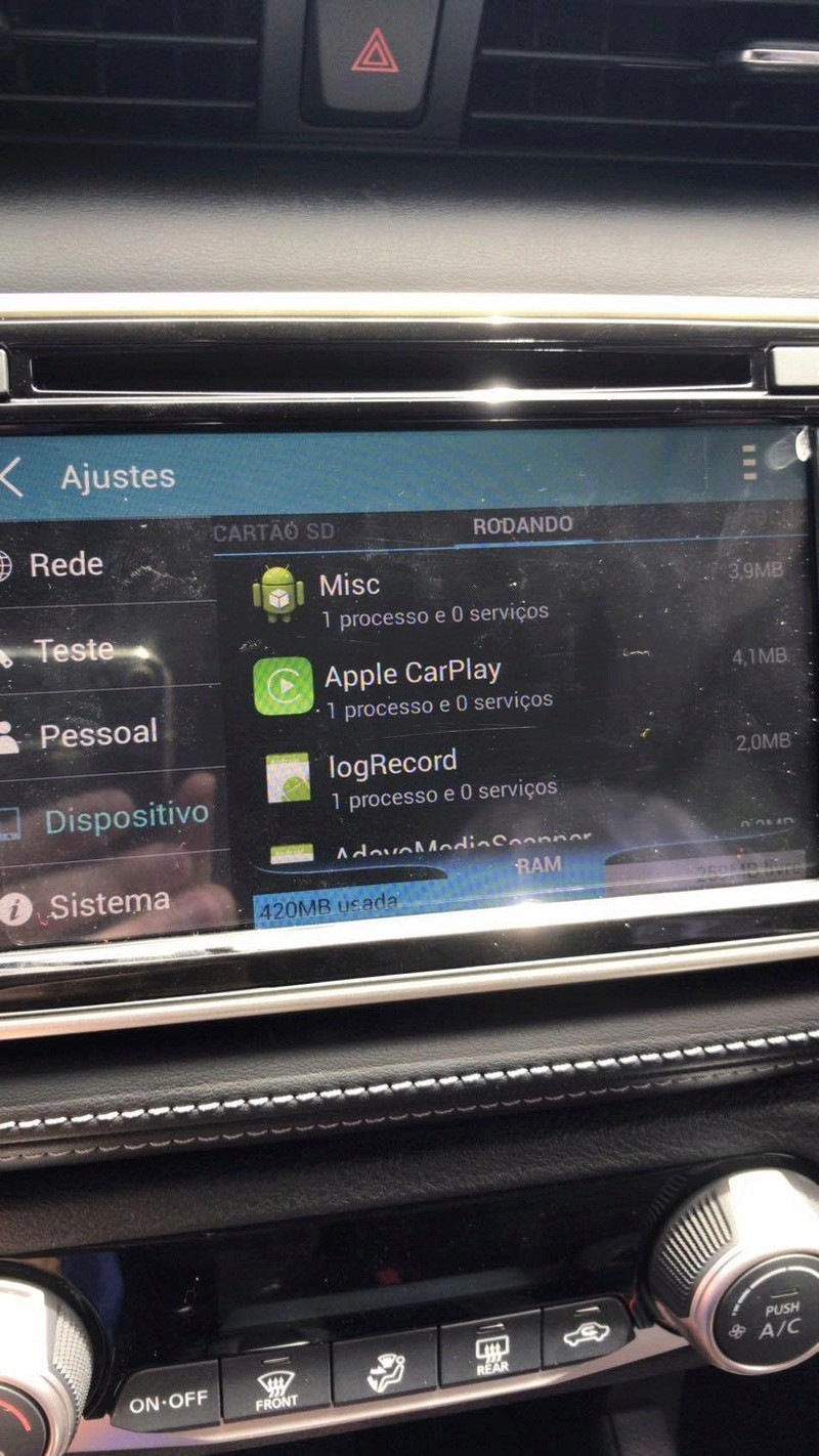 Apple CarPlay na CM Multiapp 21952210