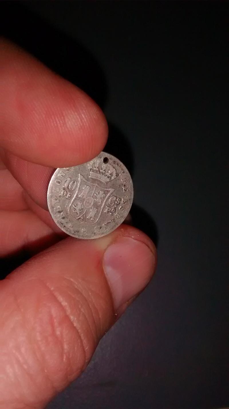 1881 - Alfonso XII - 10 Centavos de peso - Manila - Plata Img_2021