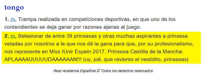 RUMBO A MISS UNIVERSE SPAIN 2017 - Página 4 Tongo10