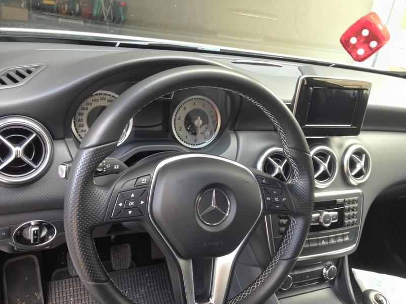 Mercedes-Benz Classe A (W176) vs Ale91 Intern17