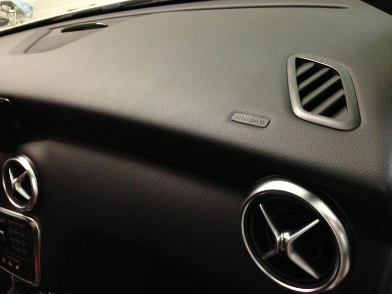 Mercedes-Benz Classe A (W176) vs Ale91 Intern18