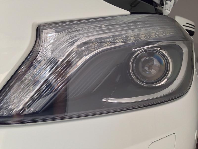 Mercedes-Benz Classe A (W176) vs Ale91 Lavagg30