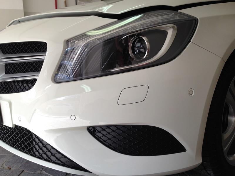 Mercedes-Benz Classe A (W176) vs Ale91 Lavoro55