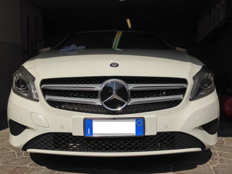 Mercedes-Benz Classe A (W176) vs Ale91 Lavoro67