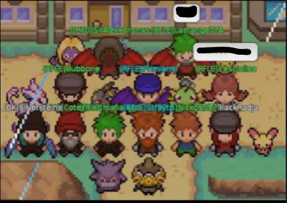 Screen di gioco Gold1010