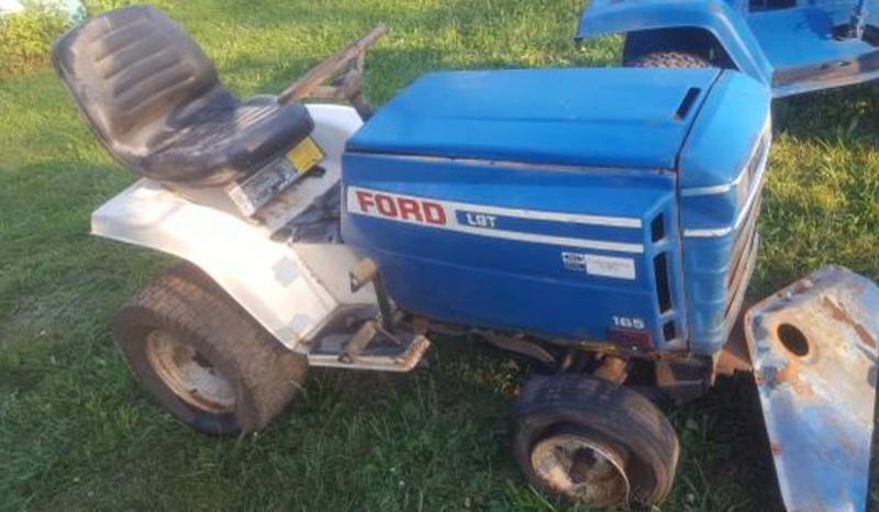 Ford lgt 165 /craftsman lt4000 7f40dc10