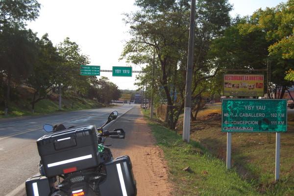 Bs As - Asunción - Mato Grosso Sul - Itajaí - Bs As Proxim10