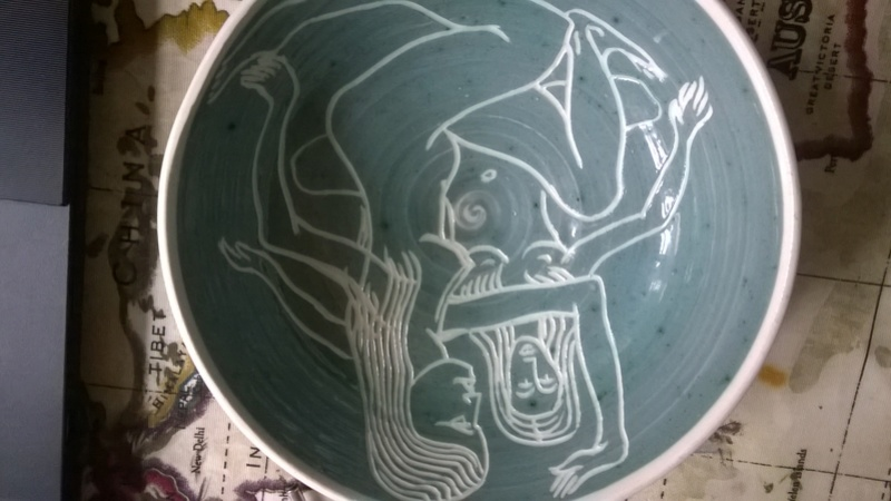 Sgraffito bowl identification. Wp_20111