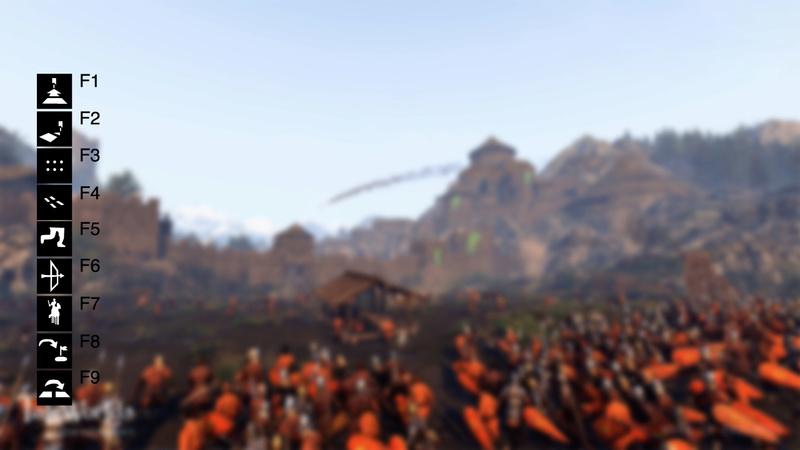 Bannerlord: Órdenes y Formaciones de Batalla Asedio10