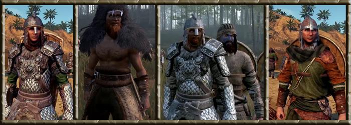 Facciones de Mount & Blade II: Bannerlord Elige tu bando Battan11