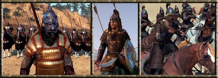 Facciones de Mount & Blade II: Bannerlord Elige tu bando Khuzai11