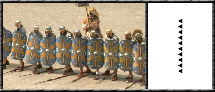 Bannerlord: Órdenes y Formaciones de Batalla Line10