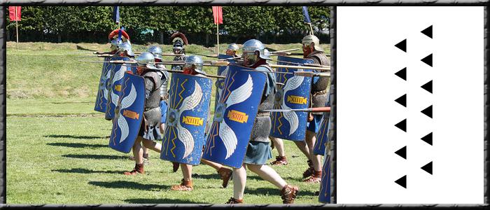 Bannerlord: Órdenes y Formaciones de Batalla Loose10
