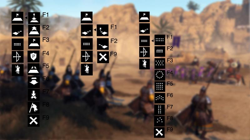 Bannerlord: Órdenes y Formaciones de Batalla Multif10