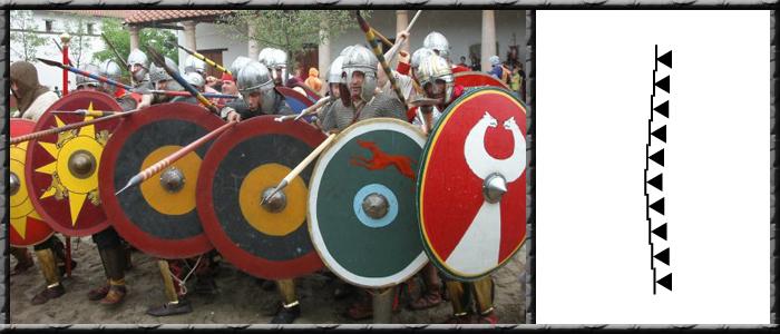 Bannerlord: Órdenes y Formaciones de Batalla Shield10
