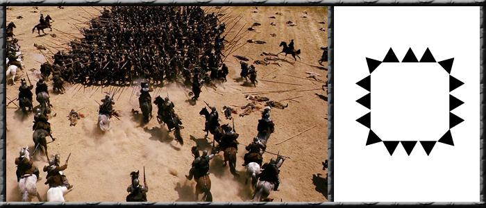 Bannerlord: Órdenes y Formaciones de Batalla Square10