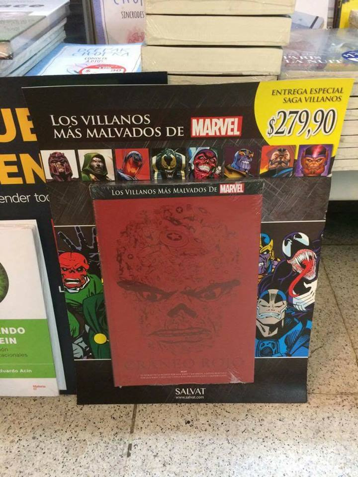 79 - [Marvel - Salvat] Colección Los Héroes Más Poderosos de Marvel - Página 29 22007810