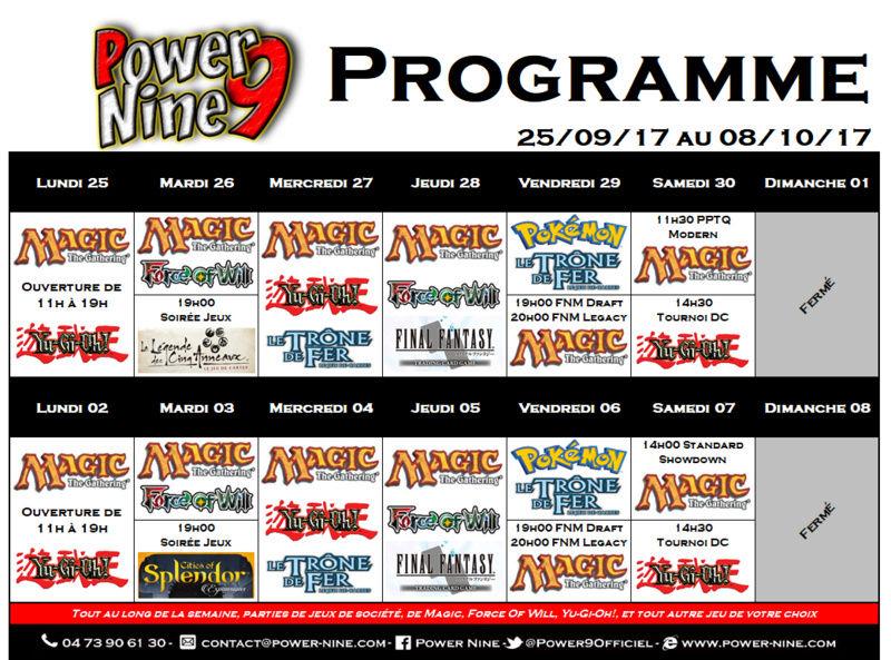 Programme des events du 11/09/17 AU 24/09/17   P9_pla10
