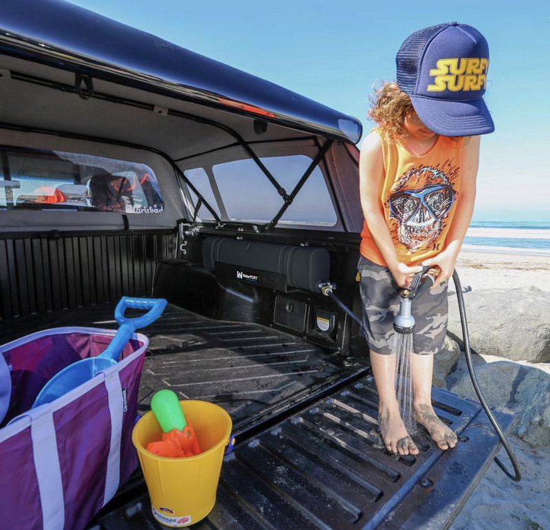 Vehicle Shower/rinse system Fullsi11