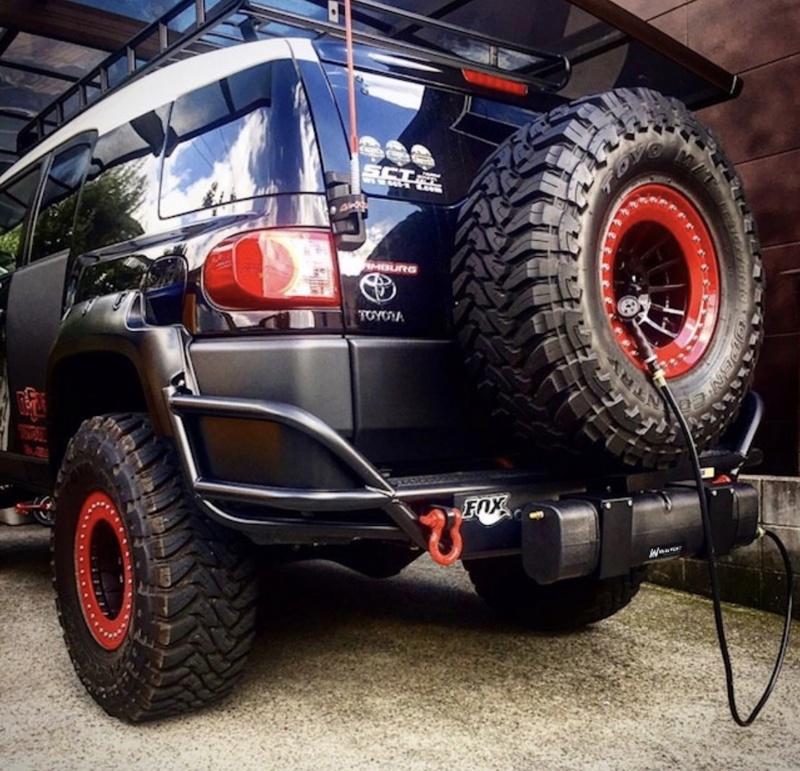Vehicle Shower/rinse system Fullsi13