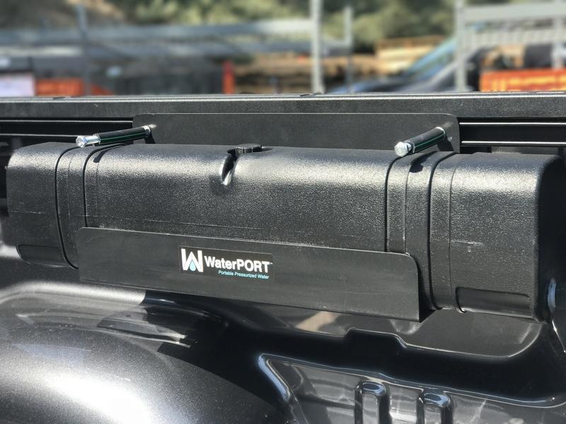 Vehicle Shower/rinse system Img_5910