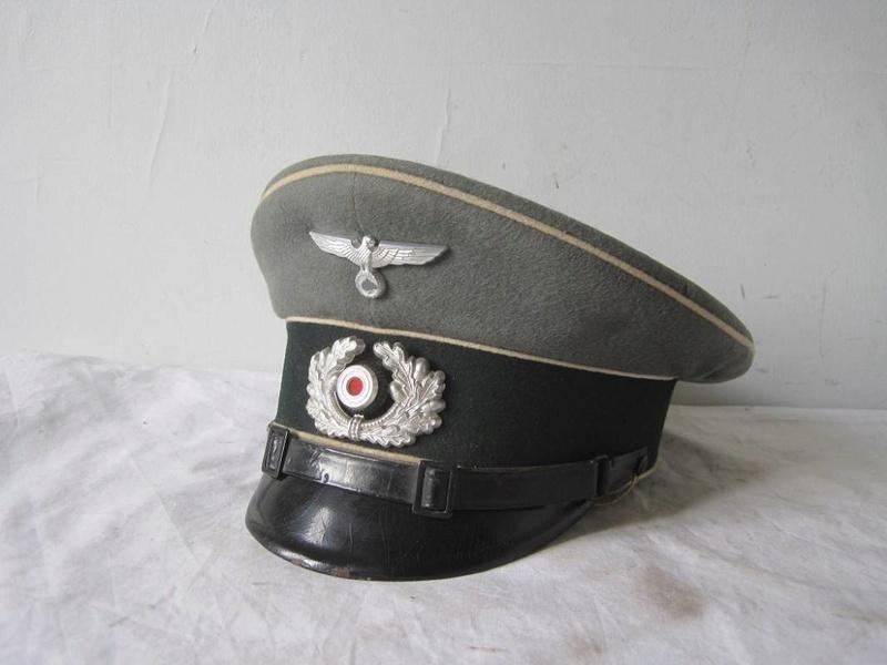 casquette infanterie de la Heer  110