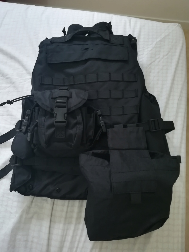Review du Gilet Pare Balle Interceptor [8Fields] Img_2018