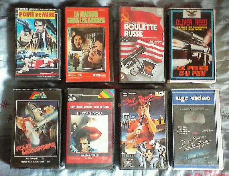 vhs horreur, fantastique, action, arts martiaux a la vente Img_2011