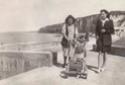 Album de Vacances 1947 à 1956 (Germaine Humbert et la famille) 11-ger10