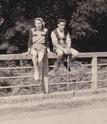 Album de Vacances 1947 à 1956 (Germaine Humbert et la famille) 24-ger10
