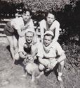 Album de Vacances 1947 à 1956 (Germaine Humbert et la famille) 35-ger10