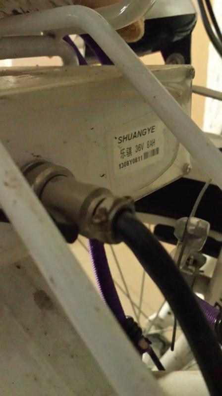 Cargador bateria 36v 8Am litio bici china 15066210
