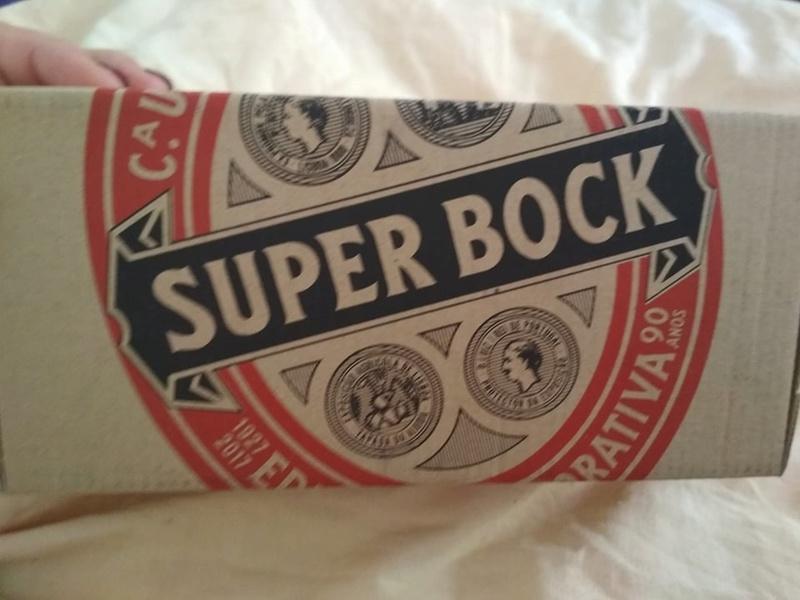 Amostras Super Bock - 90 garrafas 22093610