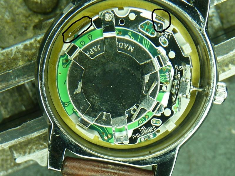 """Timex """"perpetual calendar """" Interi10"""
