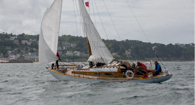 Présentation Patrick Lamache 35 ans de passion des voiliers Danyca10