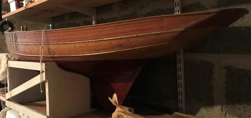 recherche des plans d'un modèle de yacht classique télécommandable inachevé Yacht_14