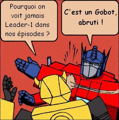 [Mini-Jeu] Générateur de Meme - Imaginez le dialogue - Optimus gifle Bumblebee/Bourdon! - Page 2 Optimu11