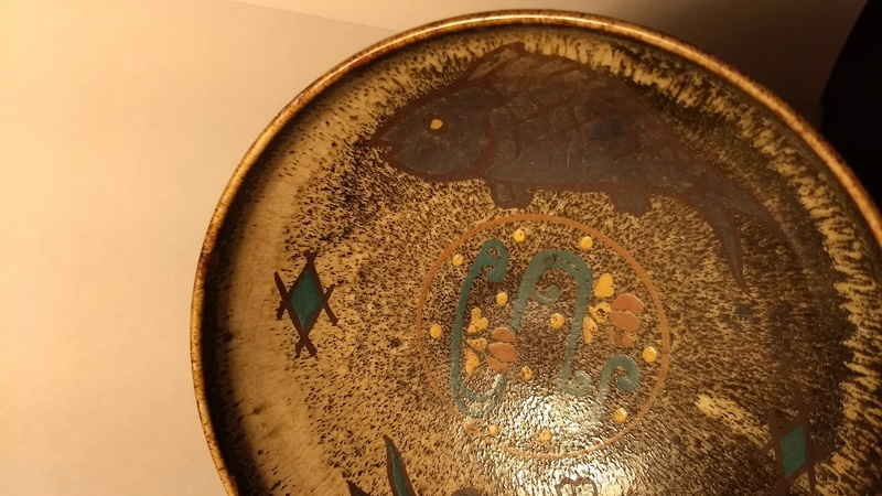 Would appreciate assistance identifying this (Japanese?) bowl Img_2021