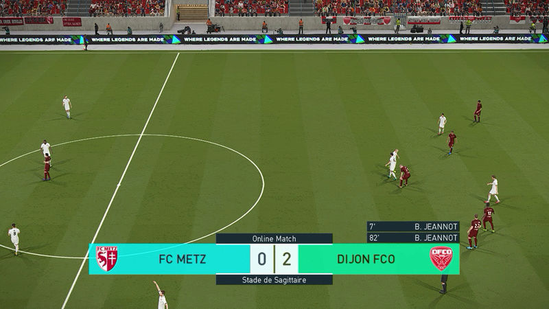 [PC] PES 2018 - Saison 1 Metzdi10