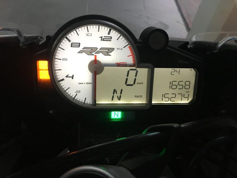 VENDO BMW S 1000 RR DEL 2013 Img_4011