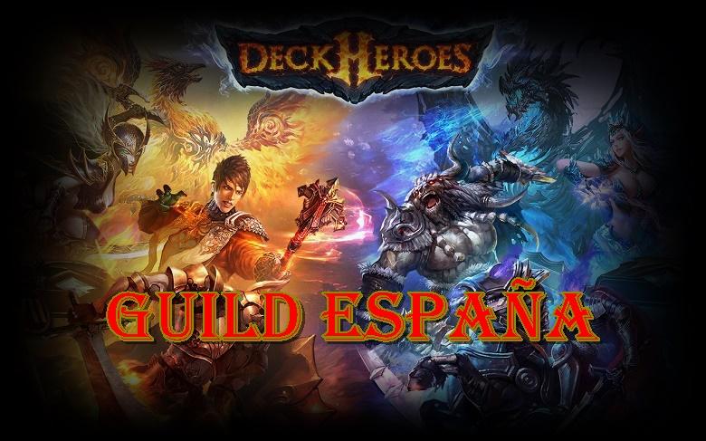 DECK HEROES GUILD ESPAÑA